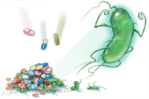 Ngày càng có nhiều vi khuẩn kháng thuốc