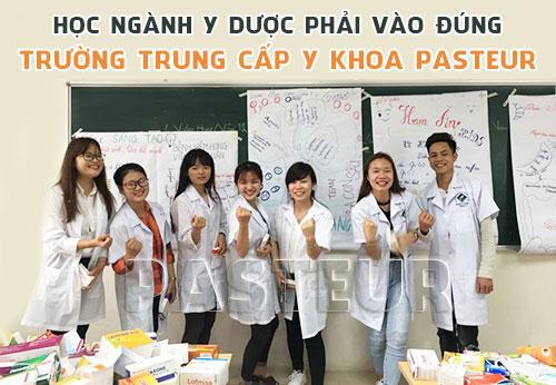 Học ngành Y Dược phải vào đúng Trường Y khoa Pasteur