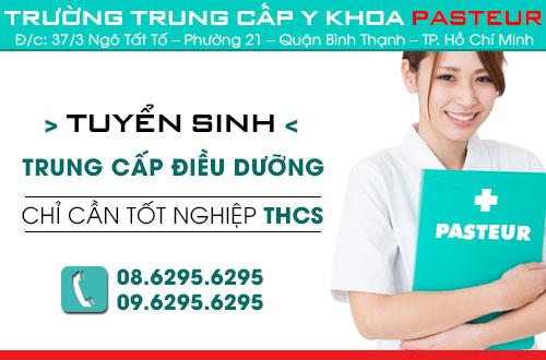 Đào tạo Trung cấp Điều dưỡng thời gian ngắn