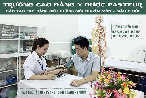 Học điều dưỡng phải chọn đúng trường y