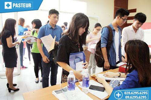 Hơn 1000 thí sinh trúng tuyển NV1 không nhập học