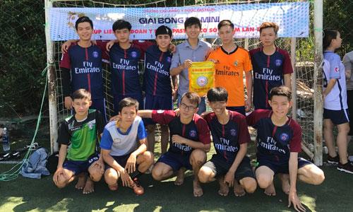 Giải nhì bóng đá nam
