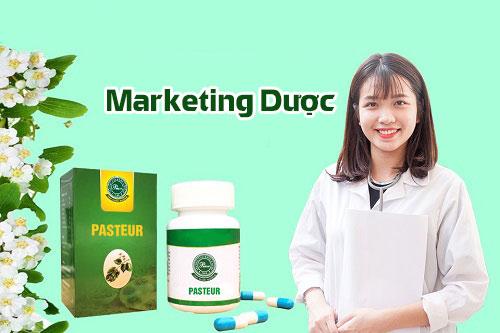 Marketing Dược ngành mang lại nhiều cơ hội việc làm