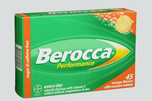 Thuốc Berocca sử dụng như thế nào là đúng?