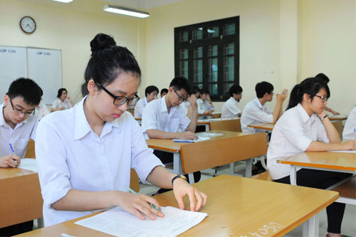 Quy định trong kỳ thi THPT quốc gia năm 2018 có nhiều thay đổi