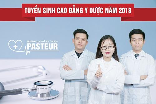 Cùng Cao đẳng Y Dược Pasteur thỏa niềm đam mê Y Dược
