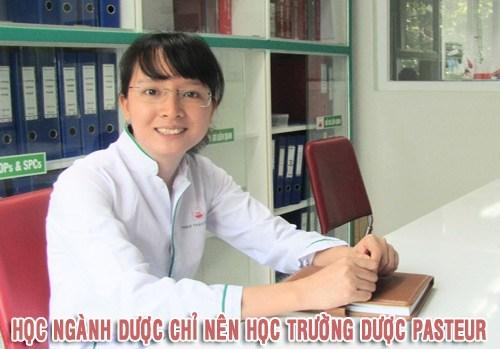 Học ngành Dược chỉ nên học Trường Dược Pasteur