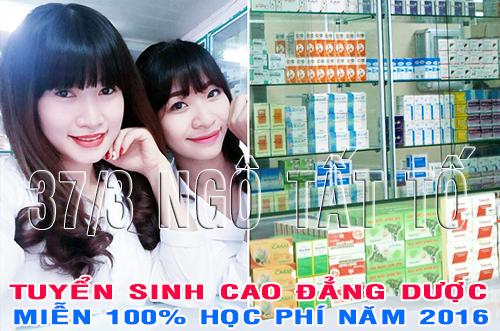cao-dang-duoc-tphcm-mien-100-hoc-phi-2016