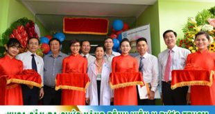 Khoa sản đa chức năng Bệnh viện Y Dược TPHCM