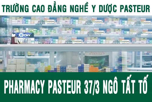 Địa chỉ Trường Cao đẳng nghề Y Dược Pasteur TPHCM