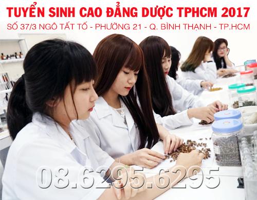 tuyen-sinh-cao-dang-duoc-tphcm-nam-2017