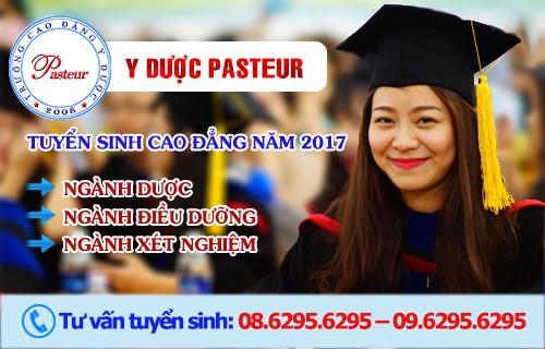 Trường Cao đẳng Y Dược Pasteur tuyển sinh Ngành Y Dược