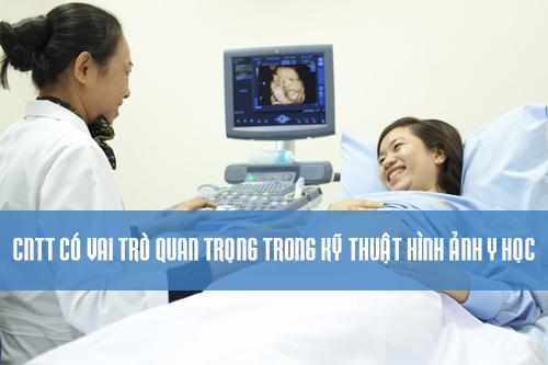 Kỹ thuật hình ảnh y học không thể thiếu công nghệ thông tin