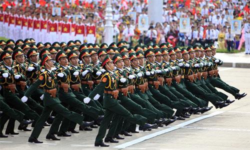 Các trường quân đội thông báo chỉ tiêu tuyển sinh năm 2017