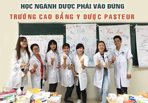 Học ngành dược phải chọn đúng trường