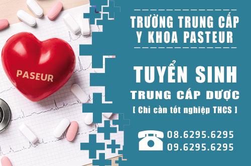 Tuyển sinh Trung cấp Dược TPHCM