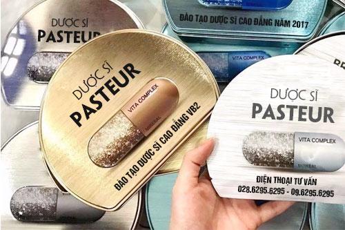 Y Dược Pasteur đào tạo Dược sĩ chính quy