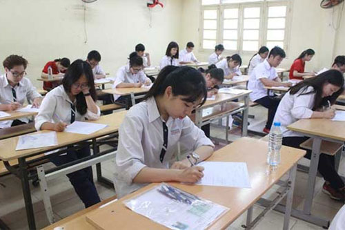 Dự kiến tổ hợp môn xét tuyển sẽ thay đổi ở một số trường