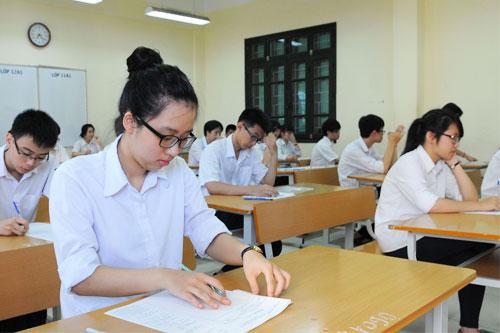 Đề thi thử môn tiếng Anh thi THPT quốc gia năm 2018 của THPT chuyên Lê Quý Đôn