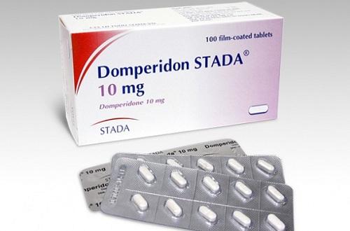 Tổng hợp thông tin về Thuốc Domperidon STADA
