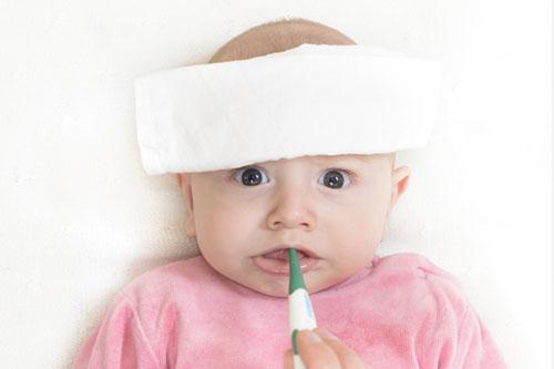 Hapacol 150 mg trị nóng sốt ở trẻ