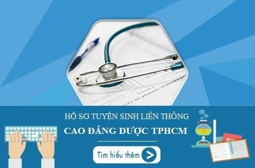 Hồ sơ Liên thông Cao đẳng Dược TPHCM đơn giản