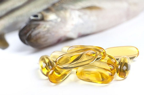 Thành phần thuốc có 500mg dầu cá ngừ
