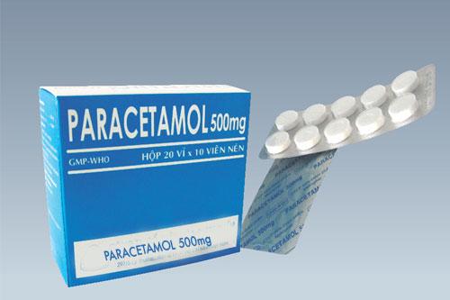 Sử dụng Paracetamol 500mg nhưu thế nào an toàn hiệu quả
