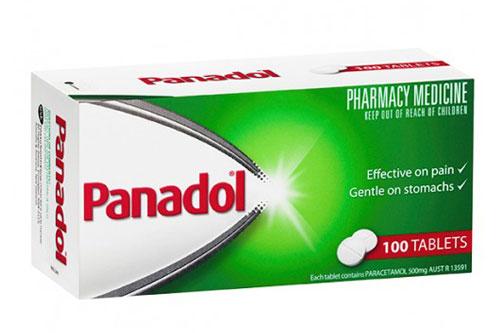 Thuốc Paracetamol 500mg dạng viên