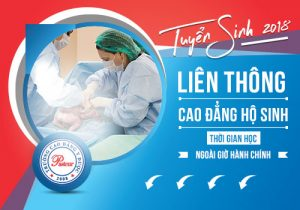 Đào tạo liên thông cao đẳng Hộ sinh tại TPHCM