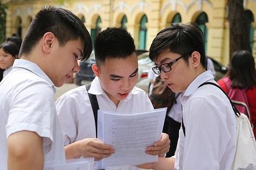 Cách tính được điểm tốt nghiệp trong kỳ thi THPT quốc gia năm 2018