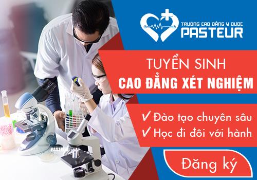 Đào tạo Kỹ thuật viên xét nghiệm Y học đạt chuẩn của Bộ Y tế
