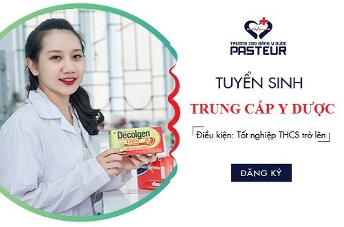 Năm 2018 tuyển sinh Trung cấp Y Dược  TPHCM chỉ cần tốt nghiệp THCS