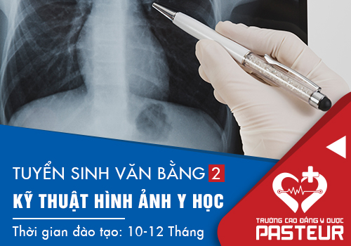 Tuyển sinh văn bằng 2 Trung cấp Kỹ thuật Hình ảnh Y học TPHCM năm 2018