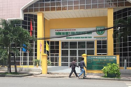 Điểm chuẩn Trường Đại học Y khoa Phạm Ngọc Thạch năm 2018 như thế nào?