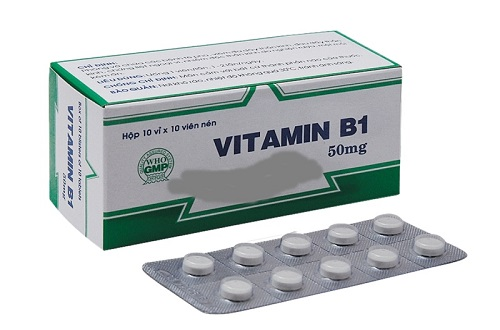 Vitamin B1 có những tác dụng gì?