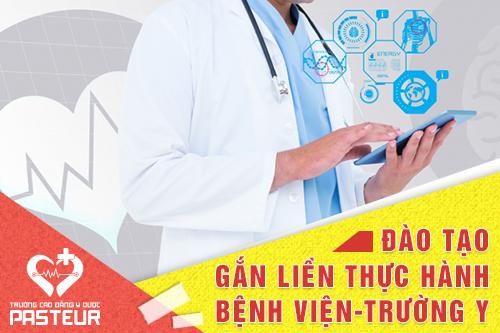 Đào tạo ngành y dược gắn liền với bệnh viện