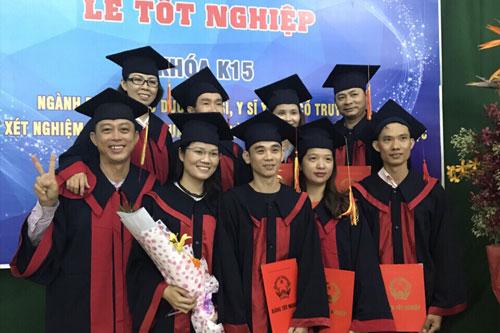 Lễ tốt nghiệp Trung cấp Y Dược năm 2018
