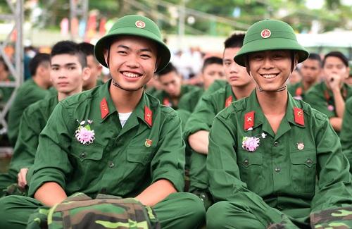 Có được đăng ký nguyện vọng bổ sung vào các trường quân đội không?