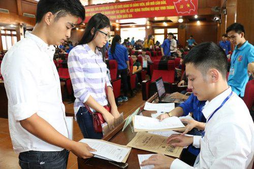 Trường ĐH Y Dược – ĐH Thái Nguyên thông báo các bước nhập học năm 2018