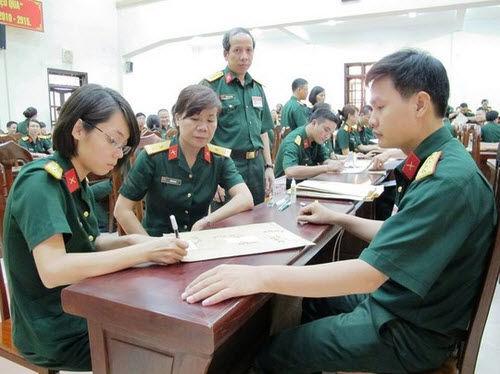 Nhiều trường công an, quân đội bất ngờ thông báo tuyển sinh thêm chỉ tiêu