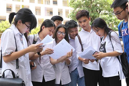Đề thi thử môn Lịch sử kỳ thi THPT quốc gia 2019 của Trường THPT Thái Phiên