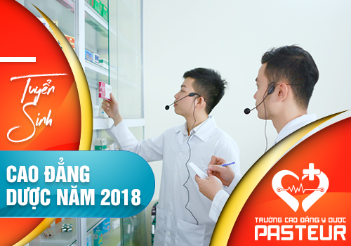 Đào tạo Dược sĩ Cao đẳng chuyên nghiệp