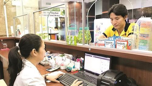 Ứng dụng công nghệ thông tin trong bán thuốc còn gặp khó khăn