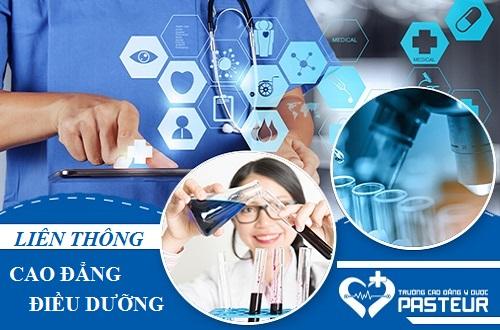 Liên thông Cao đẳng Điều dưỡng TPHCM sự lựa chọn đúng đắn