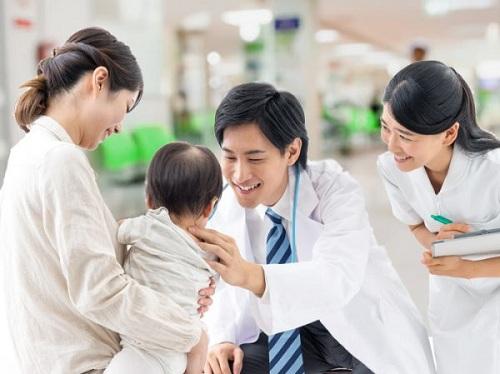 Những lưu ý trước và sau khi tiêm phòng cho trẻ