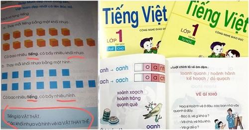 Tài liệu Tiếng Việt 1 - Công nghệ giáo dục gây tranh cãi