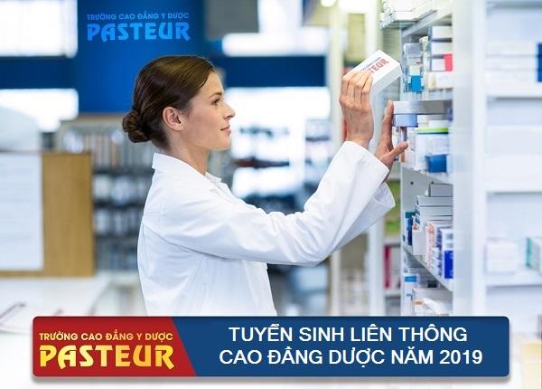 Cao đẳng Y Dược Pasteur địa chỉ Liên thông Cao đẳng Dược chất lượng