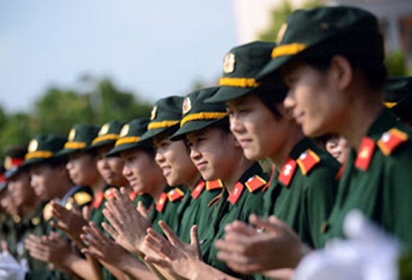 Điểm chuẩn vào các trường quân đội năm 2019 được xác định như thế nào?
