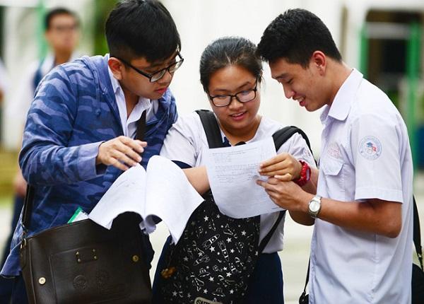 Cộng điểm ưu tiên và điểm khuyến khích khi xét tốt nghiệp THPT